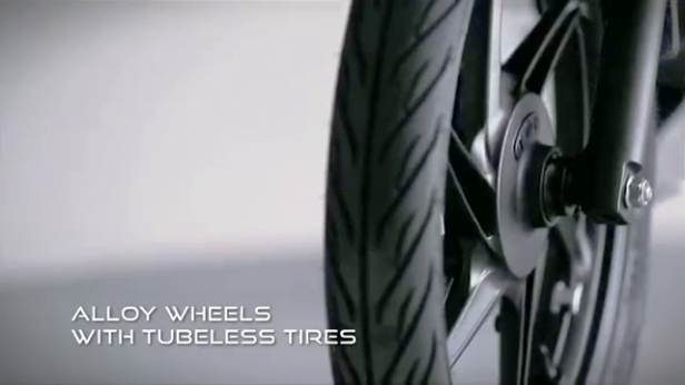 23. Ally Wheels With Tubeless Tires