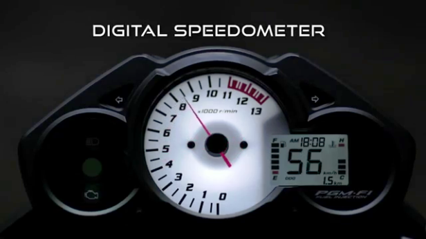 26. Digital Speedometer