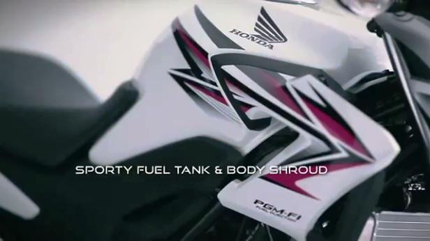 5 Sporty Fuel Tank & Body Shroud