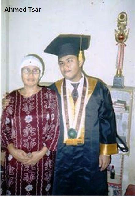 Ibu Dan Aku
