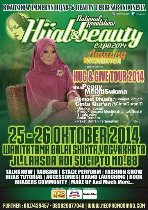 Info Liputan Blogger Jogjakarta: National Roadshow Hijab ...