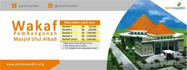program-wakaf-masjid-ulul-albab