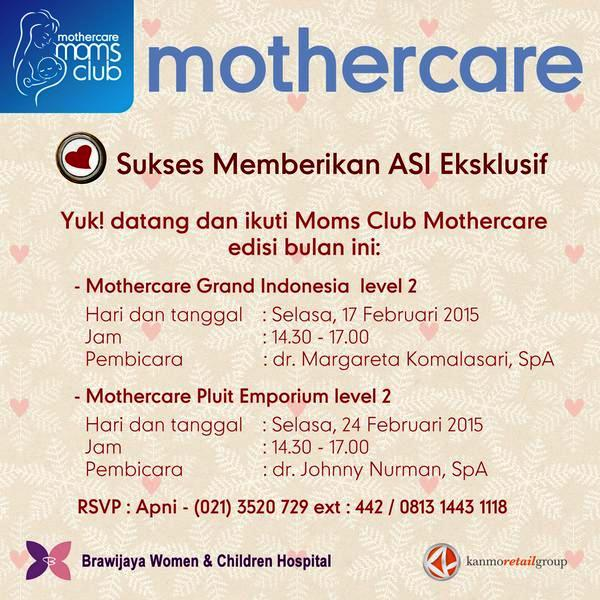 Mothercare-Moms-Club-Pluit-Emporium