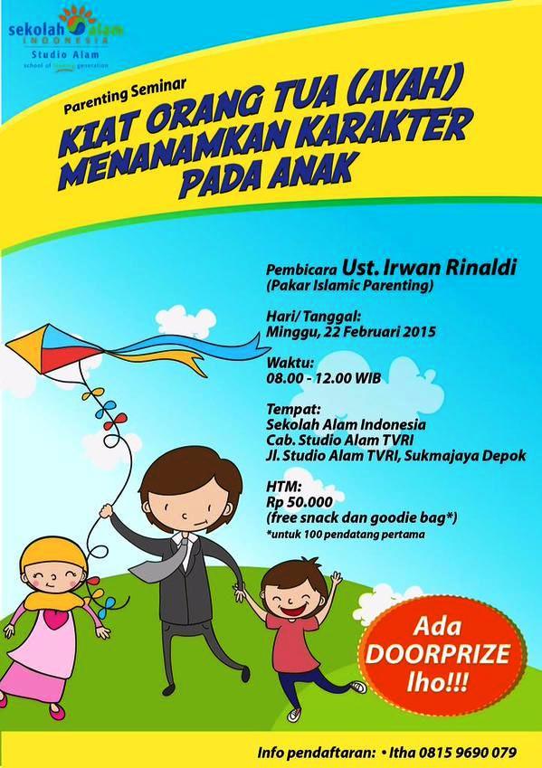 Parenting-Seminar-Sekolah-Alam-Indonesia