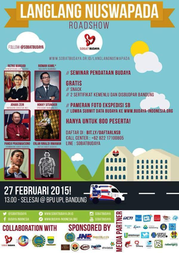 Roadshow-Sobat-Budaya-Langlang-Nuswapada