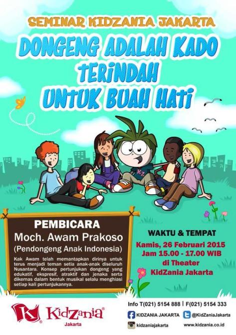 Seminar-Kidzania-Jakarta