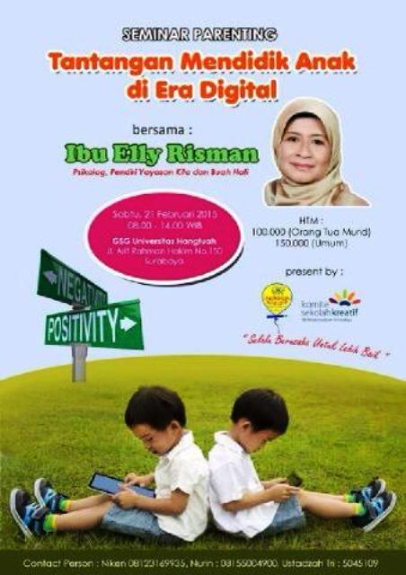 Seminar-Parenting-Elly-Risman-Surabaya