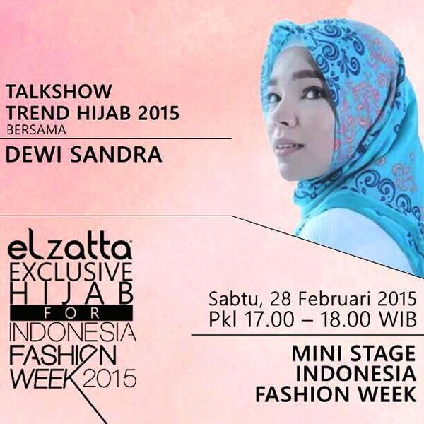 Talkshow-Trend-Hijab-2015-Dewi-Sandra