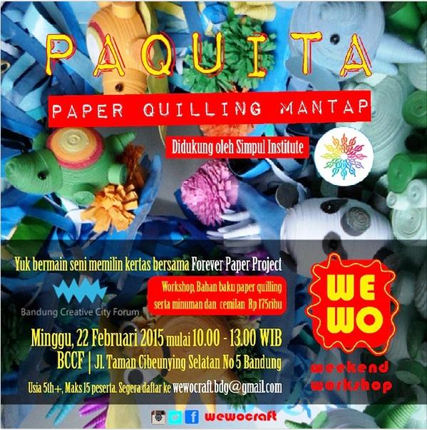Weekend-Workshop-Paper-Quiling