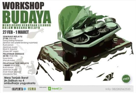 Workshop-Budaya