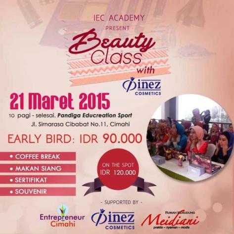 Beauty-Class-Dinez-Cimahi
