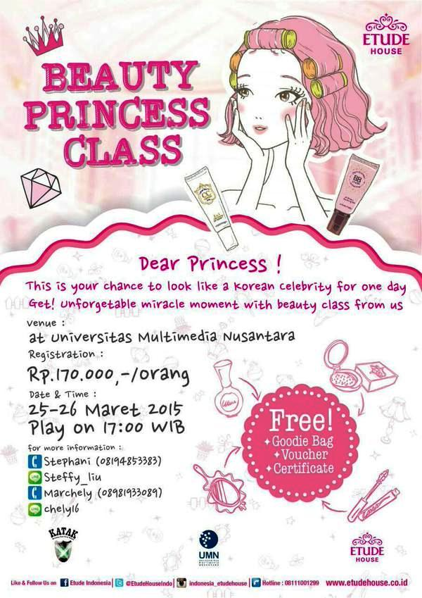 Beauty-Princess-Class-Universitas-Multimedia-Nusantara