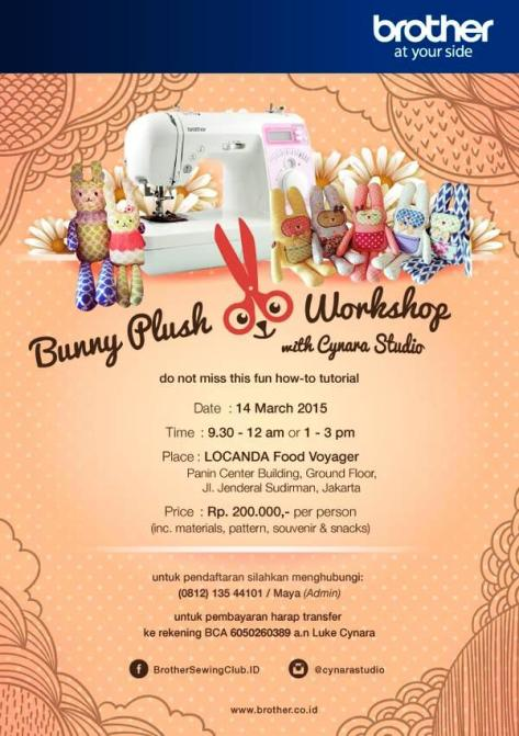 Bunny-Plus-Workshop-Panin-Bank-Center-Sudirman-Jakarta