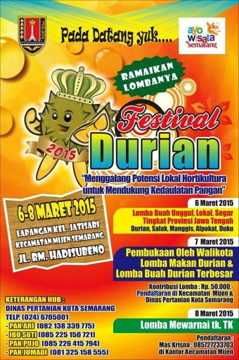 Festival-Durian-Semarang