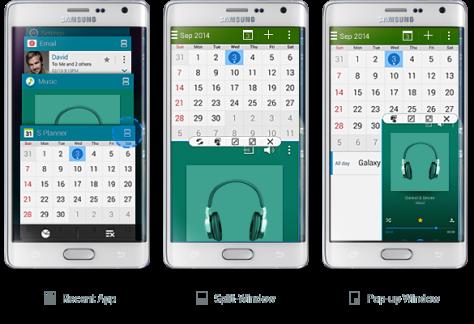 Multitasking-Samsung-GALAXY-Note-Edge