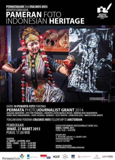 Pameran-Foto-Indonesian-Heritage-Erasmus-Huis