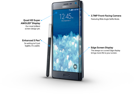 Screen-Display-Samsung-GALAXY-Note-Edge