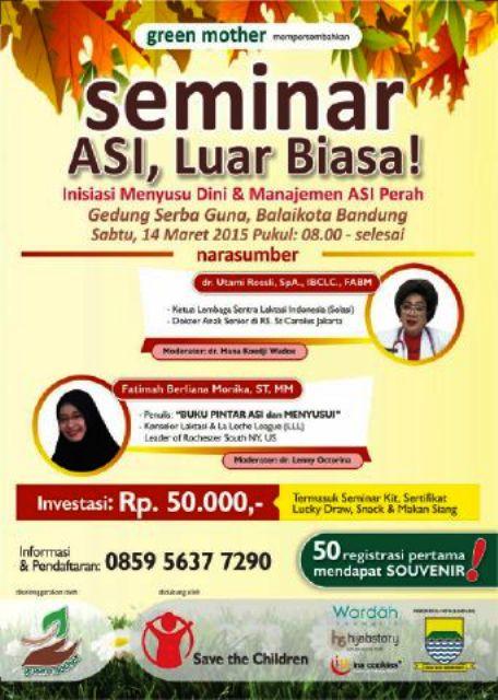 Seminar-ASI-Green-Mother