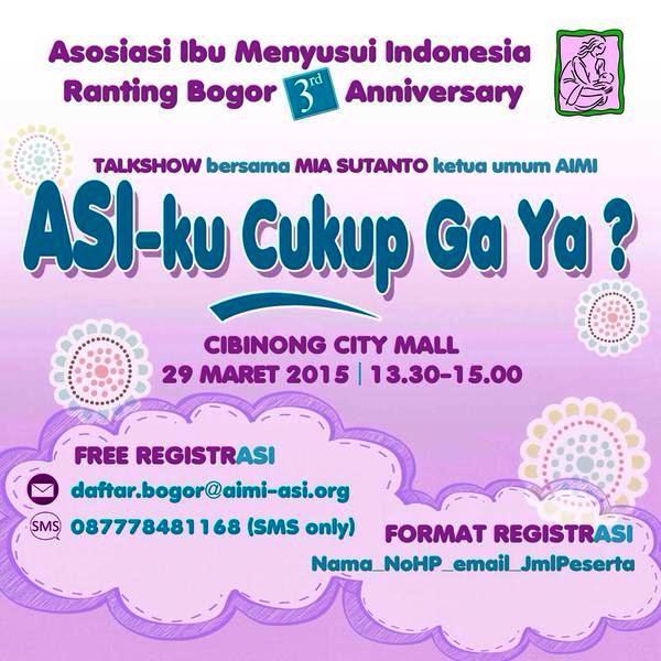 Talkshow-AIMI-ASI-Bogor