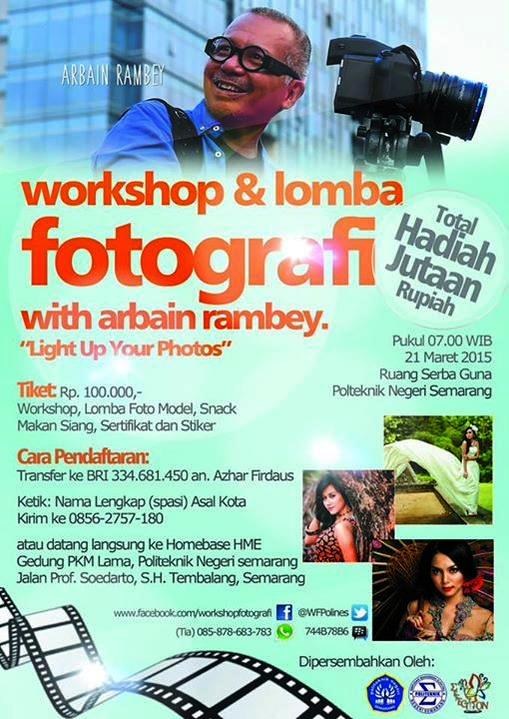 Workshop-Fotografi-With-Arbain-Rambey-Polines