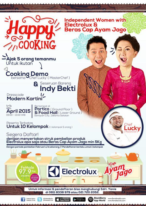 Happy-Cooking-Female-Radio