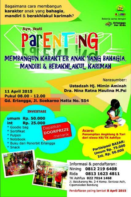 Seminar- Parenting-Erlangga