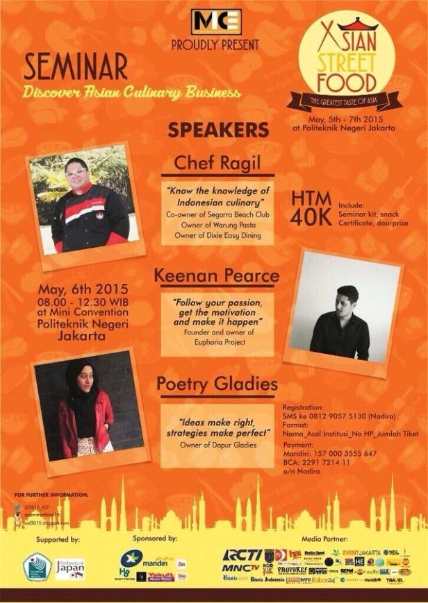 Seminar-Asian-Street-Food-Politeknik-Negeri-Jakarta-Depok