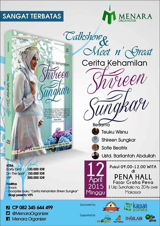 Talkshow-Cerita-Kehamilan-Shireen-Sungkar-Makassar