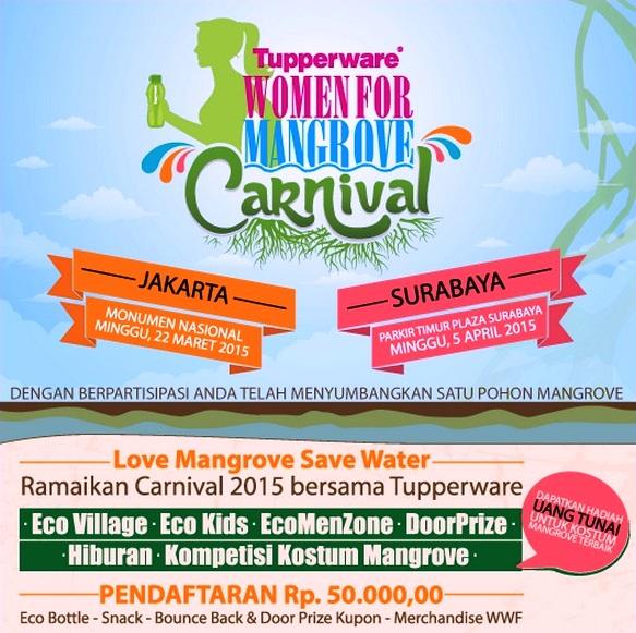 Tupperware-Women-for-Mangrove-Carnival-Surabaya