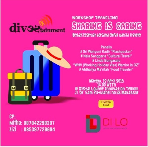 Workshop-Traveling-Digital-Lounge-Innovation-Telkom-Makassar
