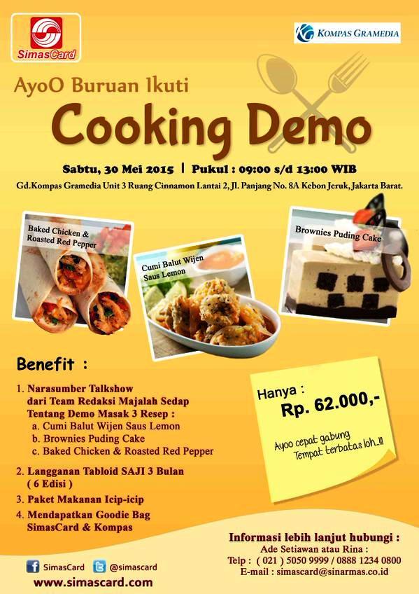 Cooking-Demo-Sinar-Mas-Majalah-Sedap-Kompas-Gramedia