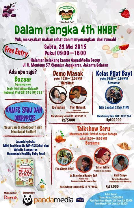 Festival-Parenting-GagasMedia-HHBF-Homemade-Healthy-Baby-Food