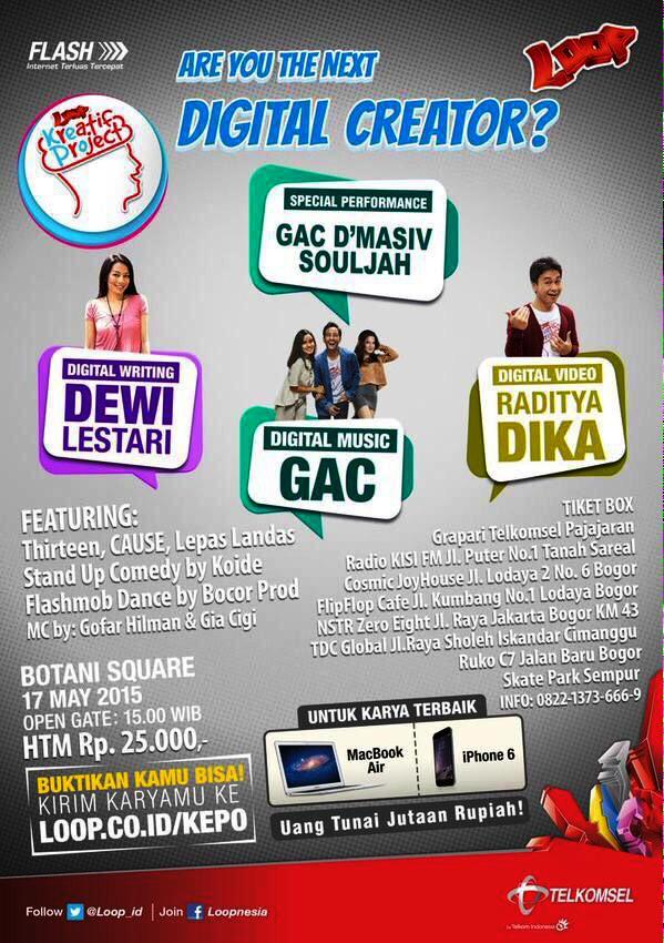 Loop-Kreatif-Project-Bogor-Botani