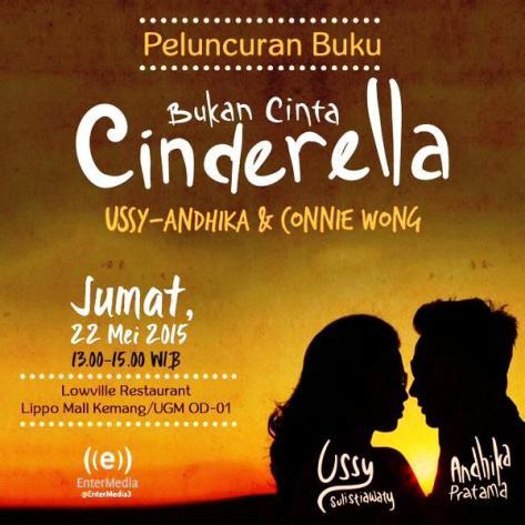 Peluncuran-Buku-EnterMedia-Bukan-Cinta-Cinderella-Mall-Lippo-Kemang-Village
