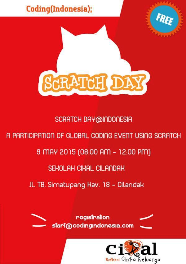 Scratch-Day-Indonesia-Coding-Cikal-Cilandak