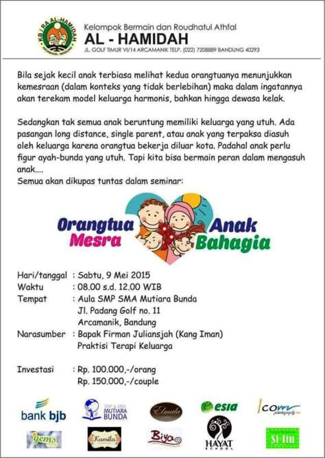 Seminar-Parenting-Al-Hamidah-Kang-Iman