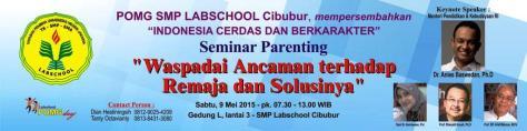 Seminar-Parenting-Labschool-Cibubur