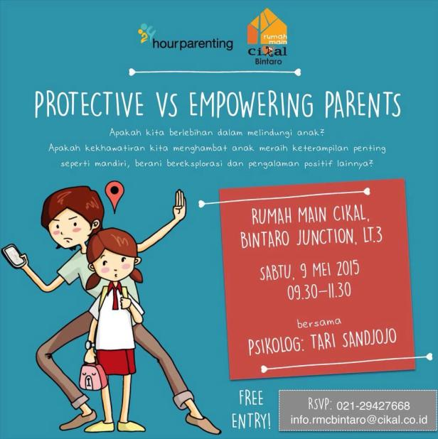 Talkshow-Hourparenting-Cikal-Bintaro-Junction