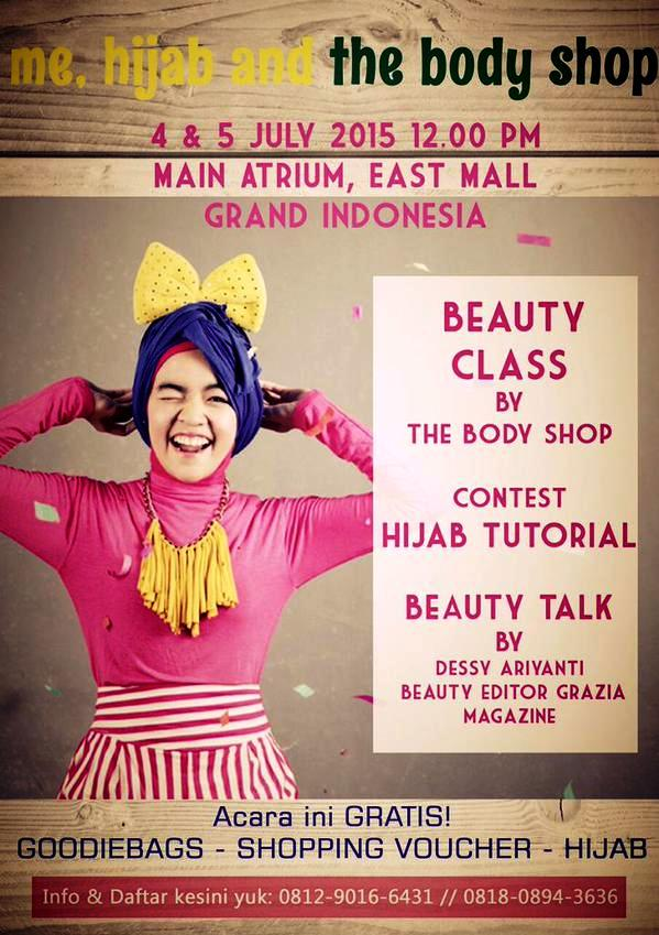 Beauty-Hijab-With-The-Body-Shop-Grand-Indonesia