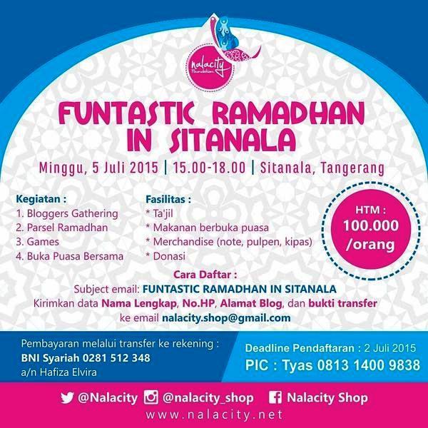 Blogger Gathering-Sitanala-Ramadhan-Nalacity