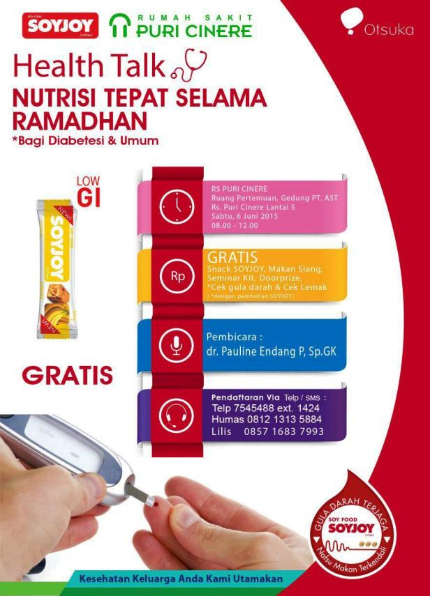 Health-Talk-Soyjoy-Puri-Cinere