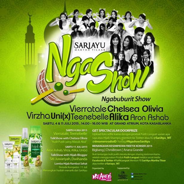 Ngabuburit-Show-SariAyu-Sari-Ayu-Kasabanka