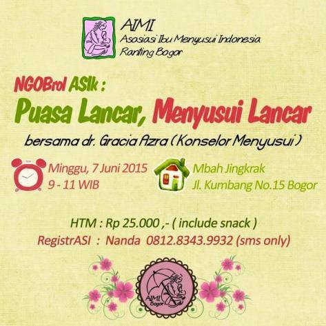 NGobrol-ASIk-AIMI-Bogor-Puasa
