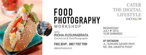 Workshop-Food -Photography-Oktagon-Gunung-Sahari