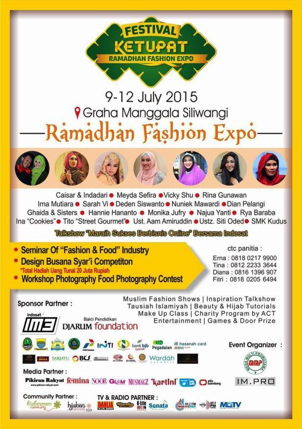 Festival-Ketupat-Indosat-Ramadhan-Fashion-Expo-Graha-Manggala-Siliwangi