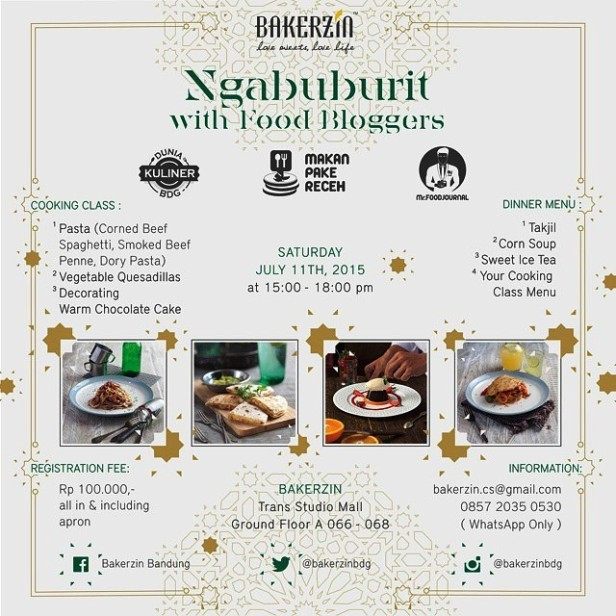 Ngabuburit-Bakerzine-with-Food-Bloggers-Bandung-Trans-Studio