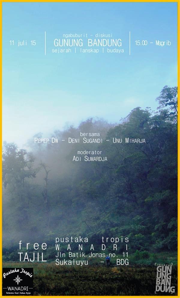 Ngabuburit-Diskusi-Gunung-Bandung-Wanadri