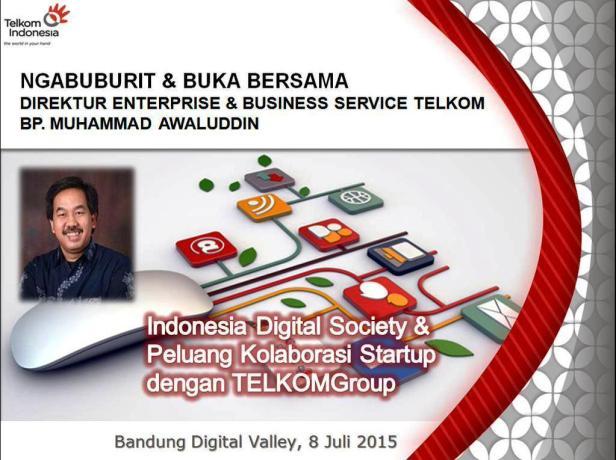 Ngabuburit-Indonesia-Digital-Society-Bandung-Valley-Telkomgroup-Gegerkalong