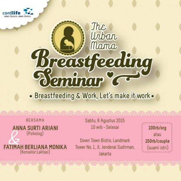 Seminar-Kampanye-Menyusui-Breastfeeding-Urban-Mama