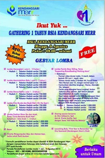 Sharing-Session-Gathering-1-Tahun-RSIA-Kendang-Sari-MERR